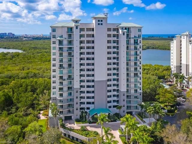 425 Cove Tower Dr 1802 PH, Naples, FL 34110 (#221014849) :: Vincent Napoleon Luxury Real Estate