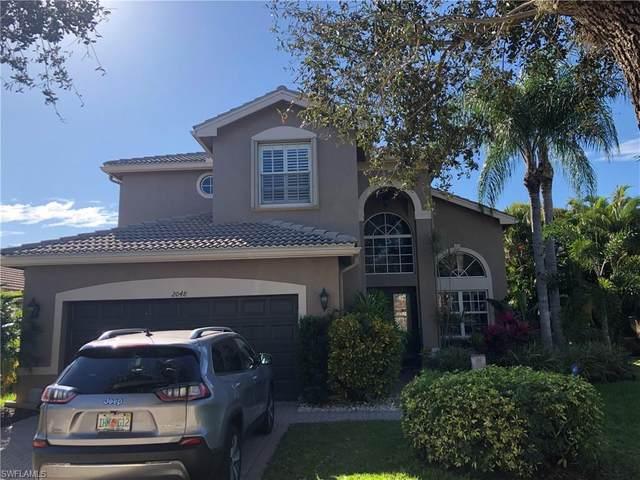 2048 Isla De Palma Cir, Naples, FL 34119 (MLS #221014927) :: Dalton Wade Real Estate Group