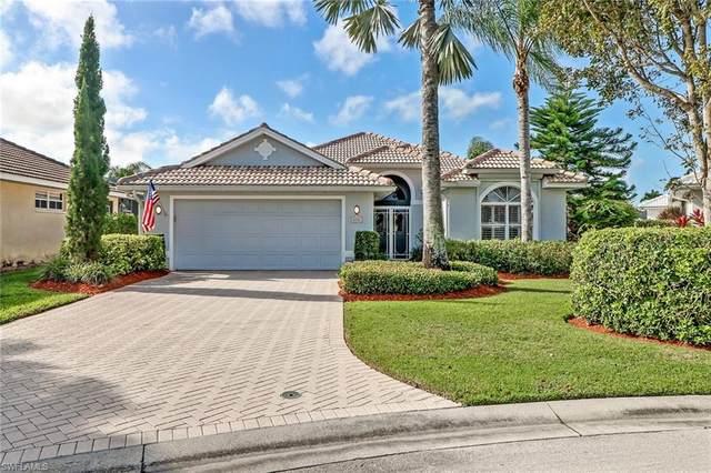 4376 Pomarine Ct, Naples, FL 34119 (MLS #221014944) :: Dalton Wade Real Estate Group