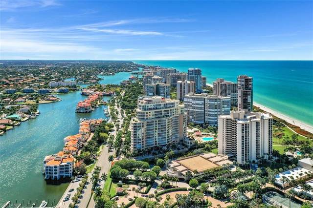 4551 Gulf Shore Blvd N #1700, Naples, FL 34103 (#221014957) :: Vincent Napoleon Luxury Real Estate