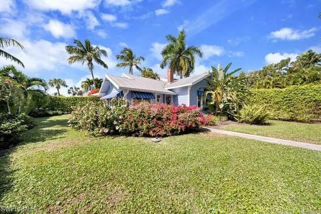 794 9th St S, Naples, FL 34102 (#221015072) :: Vincent Napoleon Luxury Real Estate