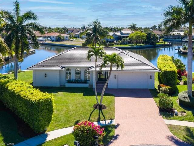 961 Beaver Ct, Marco Island, FL 34145 (MLS #221015073) :: Realty Group Of Southwest Florida