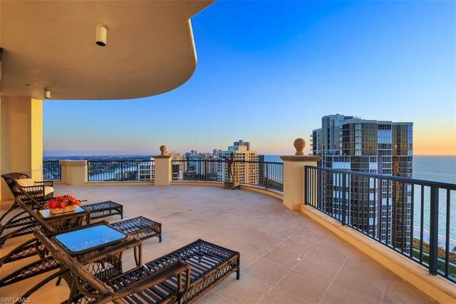 81 Seagate Dr #2001, Naples, FL 34103 (MLS #221015074) :: Waterfront Realty Group, INC.