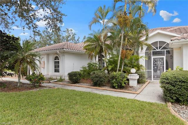 12490 Morning Glory Ln, Fort Myers, FL 33913 (MLS #221015107) :: Realty World J. Pavich Real Estate