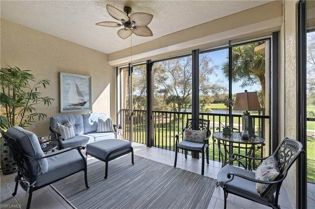 7032 Pelican Bay Blvd E-203, Naples, FL 34108 (MLS #221015109) :: Team Swanbeck