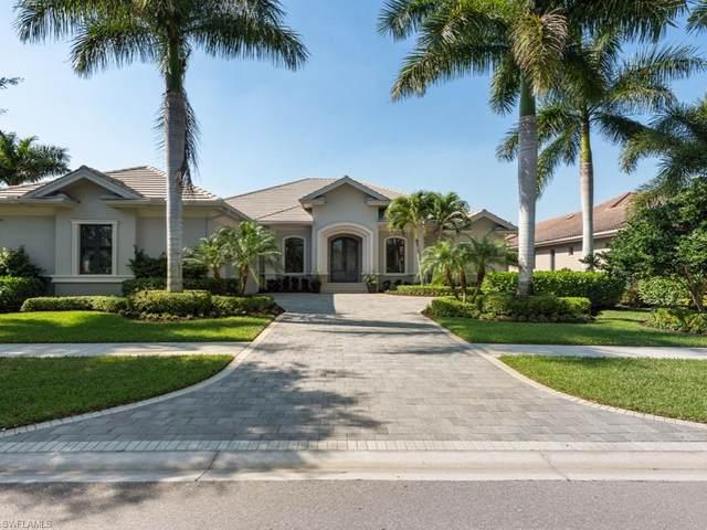 11943 Hedgestone Ct, Naples, FL 34120 (#221015113) :: Vincent Napoleon Luxury Real Estate