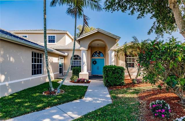796 Briarwood Blvd, Naples, FL 34104 (MLS #221015239) :: Realty Group Of Southwest Florida
