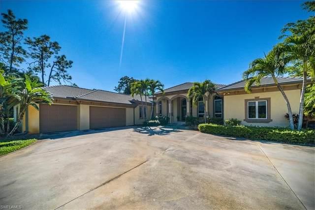 9047 The Ln, Naples, FL 34109 (#221015375) :: Vincent Napoleon Luxury Real Estate