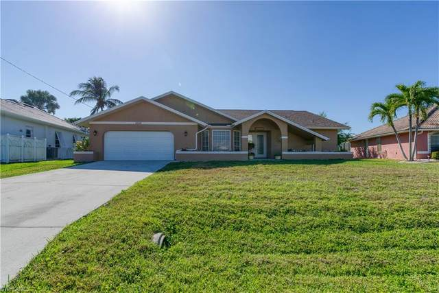 2550 SW 27th Ave, Cape Coral, FL 33914 (MLS #221015530) :: Domain Realty
