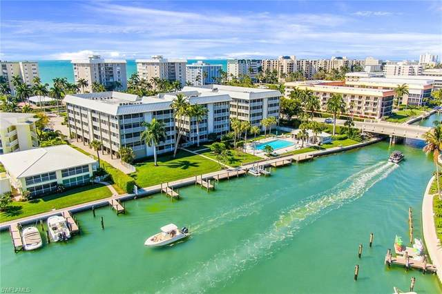 2880 Gulf Shore Blvd N #310, Naples, FL 34103 (MLS #221015540) :: Kris Asquith's Diamond Coastal Group