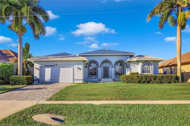 930 Olive Ct, Marco Island, FL 34145 (MLS #221015554) :: Realty Group Of Southwest Florida