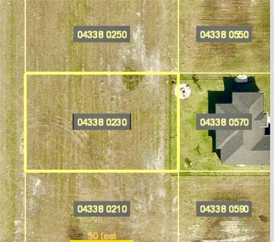 2345 NW 38th Pl, Cape Coral, FL 33993 (MLS #221015557) :: Clausen Properties, Inc.