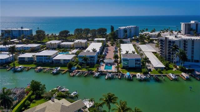 2100 Gulf Shore Blvd N #205, Naples, FL 34102 (#221015620) :: Vincent Napoleon Luxury Real Estate