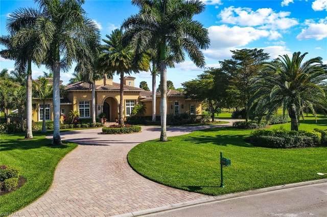 11538 Aerie Ln, Naples, FL 34120 (#221015649) :: Vincent Napoleon Luxury Real Estate