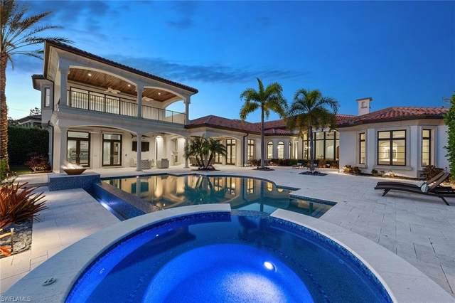 16766 Prato Way, Naples, FL 34110 (#221015669) :: Vincent Napoleon Luxury Real Estate