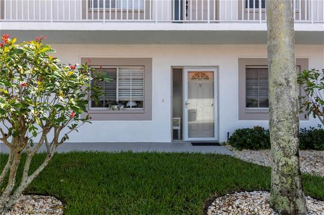 186 Gabriel Cir #9, Naples, FL 34104 (#221015687) :: The Dellatorè Real Estate Group