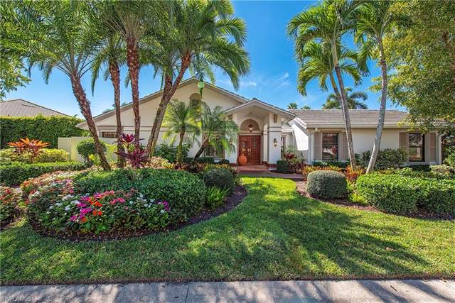 404 Charleswood Ln, Naples, FL 34105 (MLS #221015705) :: Wentworth Realty Group