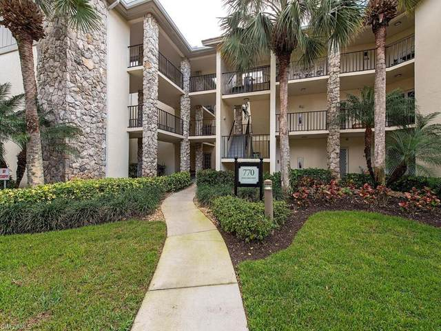770 Eagle Creek Dr #202, Naples, FL 34113 (MLS #221015772) :: Waterfront Realty Group, INC.