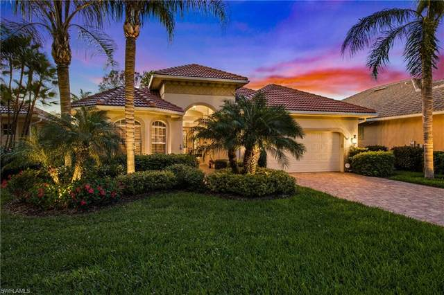 6885 Bent Grass Dr, Naples, FL 34113 (MLS #221015773) :: Realty Group Of Southwest Florida