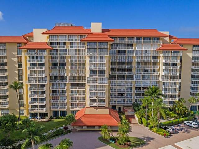 180 Seaview Ct #817, Marco Island, FL 34145 (MLS #221015806) :: #1 Real Estate Services