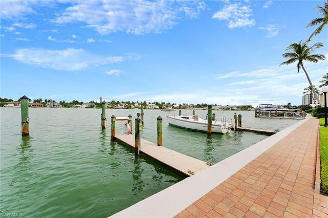 2800 Gulf Shore Blvd N #105, Naples, FL 34103 (MLS #221015822) :: Kris Asquith's Diamond Coastal Group