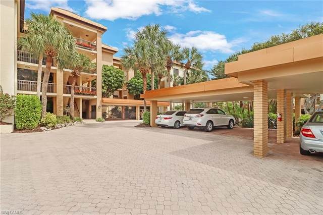 6770 Pelican Bay Blvd #213, Naples, FL 34108 (MLS #221015874) :: Realty Group Of Southwest Florida