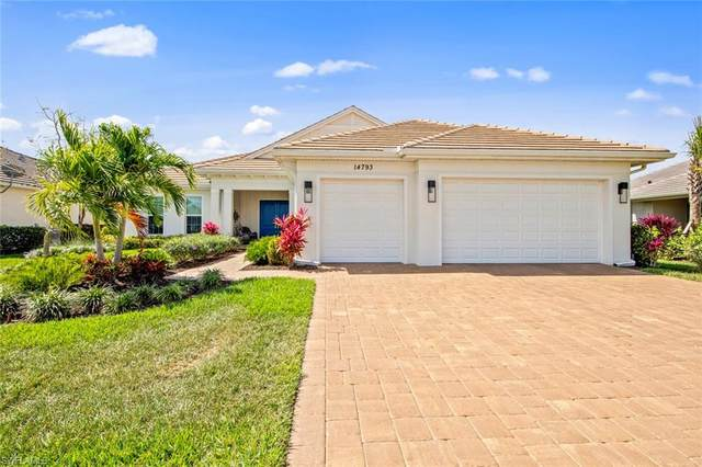 14793 Spinnaker Way, Naples, FL 34114 (MLS #221015888) :: NextHome Advisors