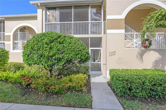 26190 Clarkston Dr #106, Bonita Springs, FL 34135 (MLS #221015904) :: Realty Group Of Southwest Florida