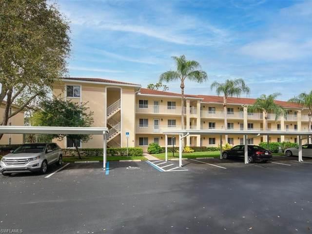 3695 Amberly Cir E301, Naples, FL 34112 (#221015969) :: The Dellatorè Real Estate Group