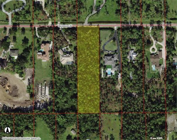 Sandalwood Lane, Naples, FL 34109 (#221016012) :: REMAX Affinity Plus