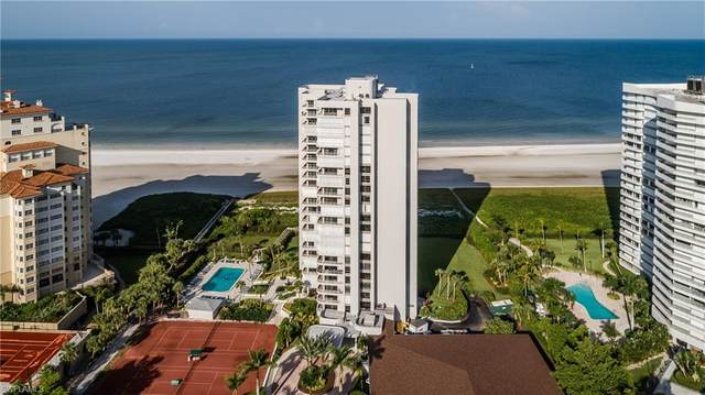 300 S Collier Blvd #606, Marco Island, FL 34145 (#221016036) :: Vincent Napoleon Luxury Real Estate