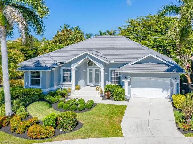 561 Diplomat Ct, Marco Island, FL 34145 (MLS #221016094) :: Realty Group Of Southwest Florida
