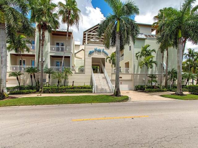 1001 10th Ave S #105, Naples, FL 34102 (#221016095) :: Vincent Napoleon Luxury Real Estate