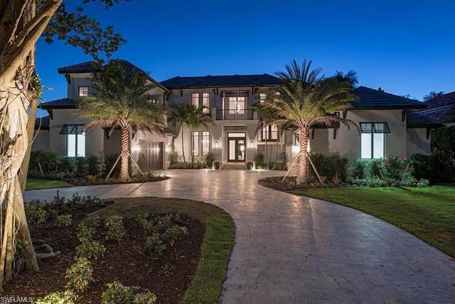 1200 Galleon Dr, Naples, FL 34102 (MLS #221016104) :: Team Swanbeck