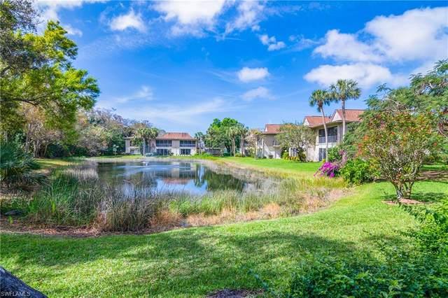 1990 Bald Eagle Dr 201A, Naples, FL 34105 (#221016162) :: The Dellatorè Real Estate Group