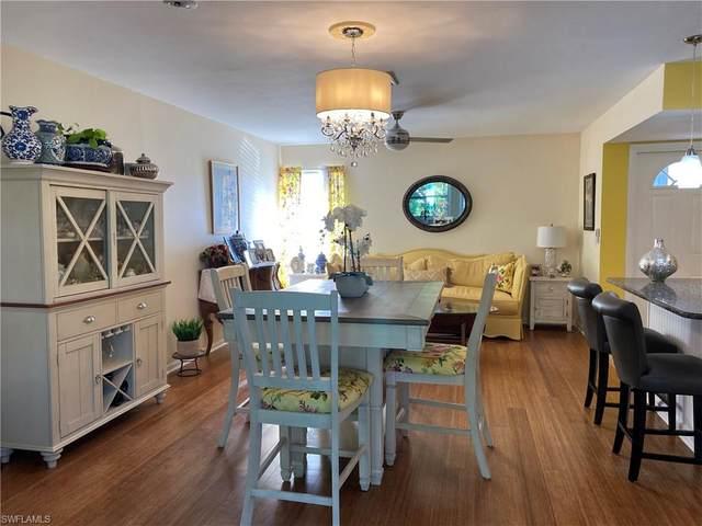 4280 Lakewood Blvd G-14, Naples, FL 34112 (MLS #221016232) :: Avantgarde