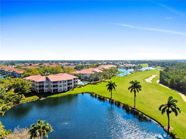 3522 Haldeman Creek Dr 4-135, Naples, FL 34112 (MLS #221016274) :: Team Swanbeck