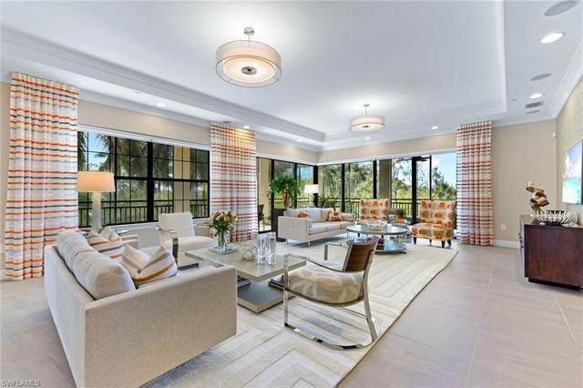 2727 Tiburon Blvd E #201, Naples, FL 34109 (#221016285) :: Vincent Napoleon Luxury Real Estate
