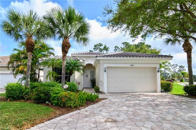 305 Harvard Ln, Naples, FL 34104 (MLS #221016315) :: BonitaFLProperties
