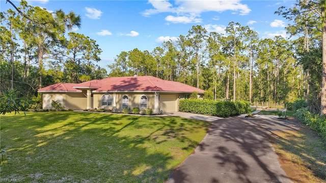 660 Everglades Blvd S, Naples, FL 34117 (MLS #221016322) :: BonitaFLProperties