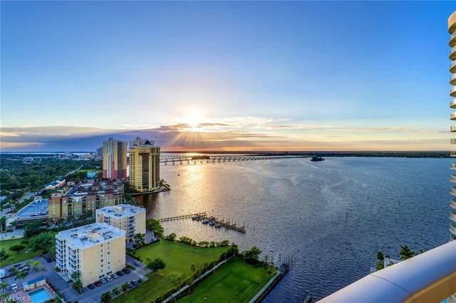 3000 Oasis Grand Blvd #1501, Fort Myers, FL 33916 (MLS #221016534) :: Kris Asquith's Diamond Coastal Group