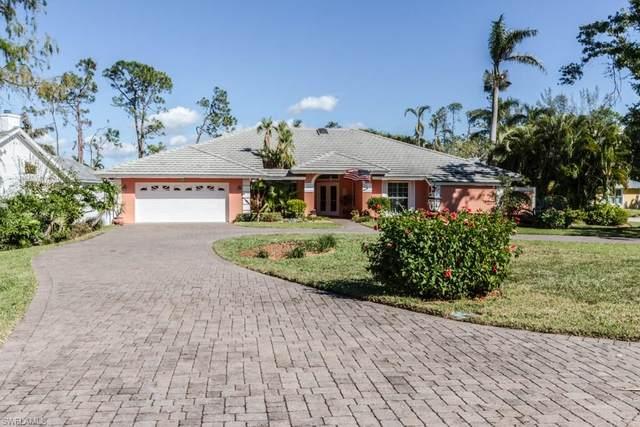 1201 Goldfinch Way #75, Naples, FL 34105 (#221016704) :: The Dellatorè Real Estate Group