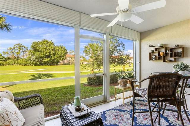 6985 Dennis Cir H-104, Naples, FL 34104 (MLS #221016787) :: BonitaFLProperties