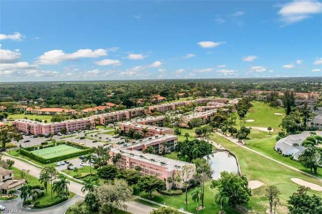 100 Forest Lakes Blvd #112, Naples, FL 34105 (#221016842) :: Caine Luxury Team
