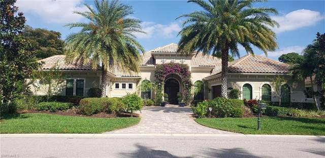 215 Audubon Blvd, Naples, FL 34110 (#221016858) :: Caine Luxury Team
