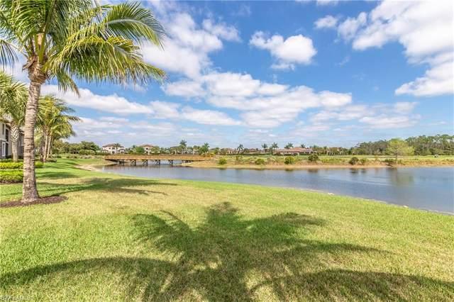 9836 Venezia Cir #911, Naples, FL 34113 (MLS #221016899) :: Realty World J. Pavich Real Estate