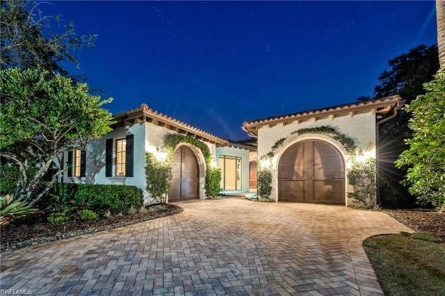 1302 Noble Heron Way, Naples, FL 34105 (#221016933) :: Vincent Napoleon Luxury Real Estate