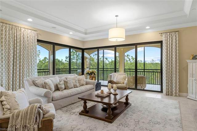 2751 Tiburon Blvd E #301, Naples, FL 34109 (#221016982) :: Vincent Napoleon Luxury Real Estate