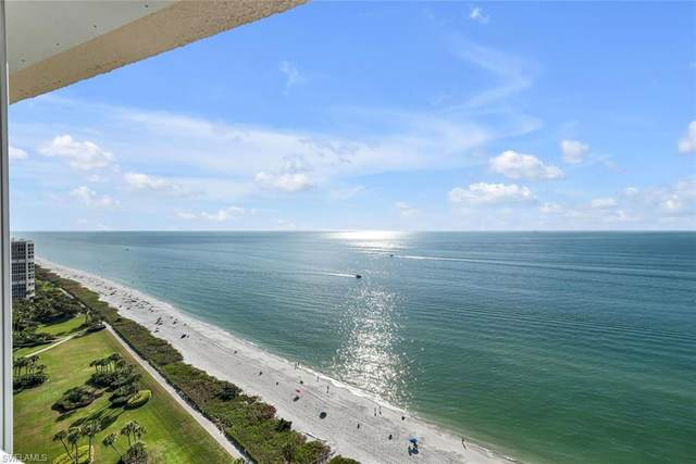 4301 Gulf Shore Blvd N Ph-3, Naples, FL 34103 (MLS #221017042) :: Team Swanbeck