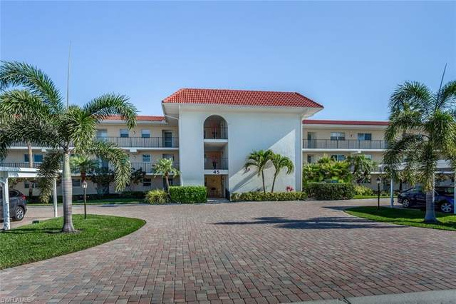 45 High Point Cir S #306, Naples, FL 34103 (MLS #221017421) :: Team Swanbeck